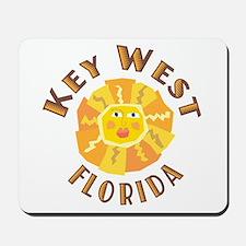 Key West Sun -  Mousepad