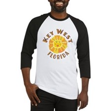 Key West Sun - Baseball Jersey