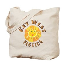 Key West Sun - Tote or Beach Bag