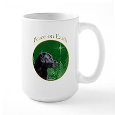Black Lab Peace Mug