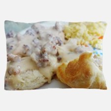 Biscuits and Gravy Pillow Case