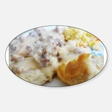 Biscuits and Gravy Decal