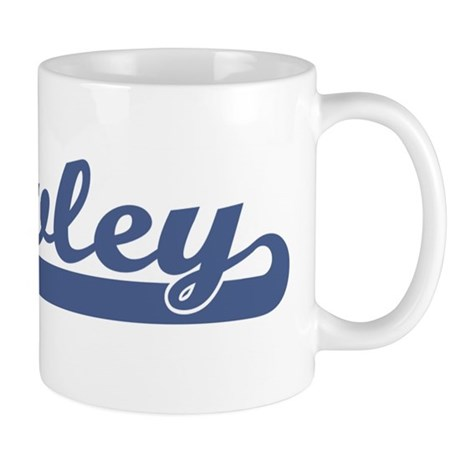 Crowley (sport-blue) Mug