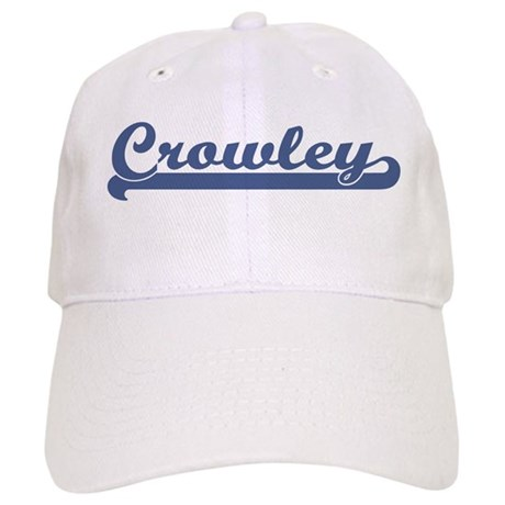 Crowley (sport-blue) Cap