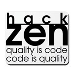 Hack|Zen Mousepad
