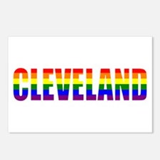 Cleveland Pride Postcards (Package of 8)