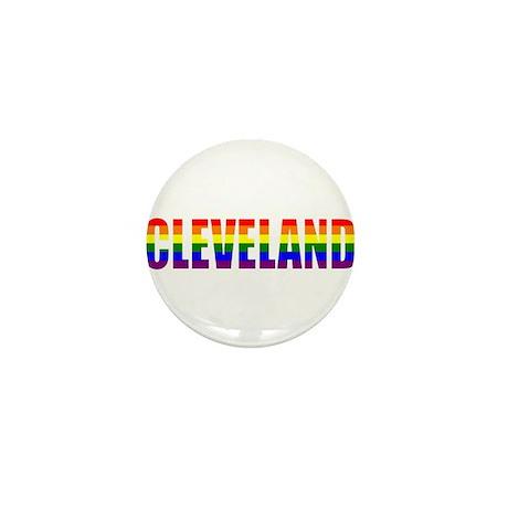 Cleveland Pride Mini Button