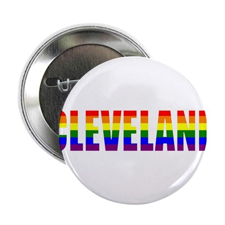"Cleveland Pride 2.25"" Button (100 pack)"
