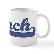 Crouch (sport-blue) Coffee Mug