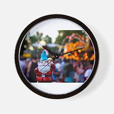 Gnome Fair Wall Clock