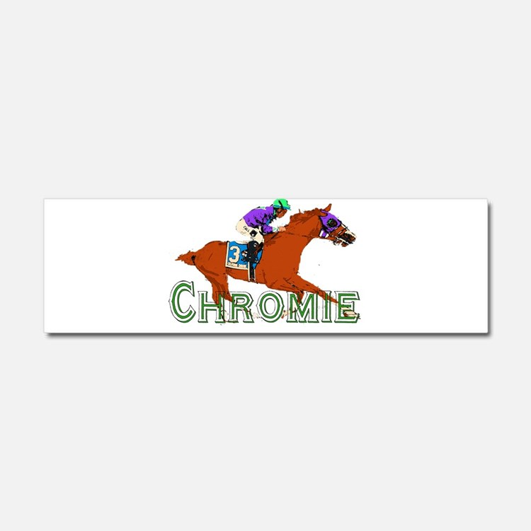 Be a California Chrome Chromie Car Magnet 10 x 3