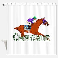 Be a California Chrome Chromie Shower Curtain