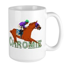Be a California Chrome Chromie Mugs
