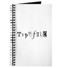 Typofile Journal