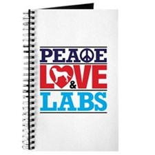 Peace Love And Labs Journal