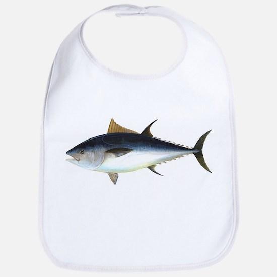 Bluefin Tuna illustration Bib