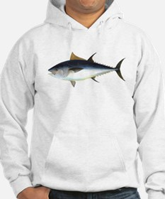 Bluefin Tuna illustration Hoodie