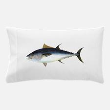 Bluefin Tuna illustration Pillow Case