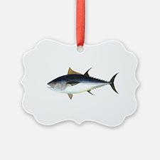 Bluefin Tuna illustration Ornament