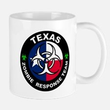 Unique Zombie response team Mug