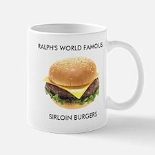 Ralph's World Famous Sirloin Burgers Mugs