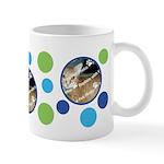 PERSONALIZE Add Your 3 Photos DIY Mug