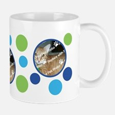 PERSONALIZE Add Your 3 Photos DIY Small Mugs