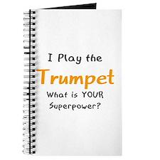 play trumpet Journal