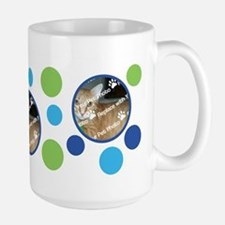 PERSONALIZE Add Your 3 Photos DIY Ceramic Mugs