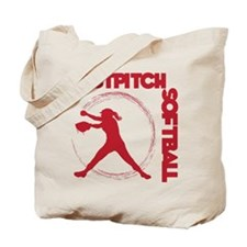 FASTPITCH Tote Bag (on both sides)