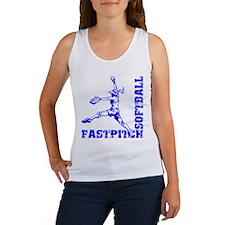 Fastpitch Corner Women's Tank Top