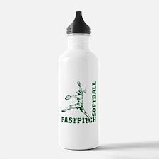 Fastpitch Corner Water Bottle
