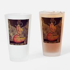 Super-hairo Drinking Glass