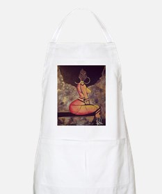 Super-hairo Apron