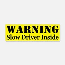 Cute Traffic Car Magnet 10 x 3