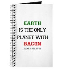 earth has bacon Journal