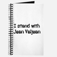 stand with valjean Journal