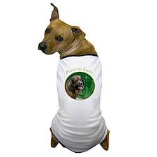 Leonberger Peace Dog T-Shirt