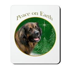 Leonberger Peace Mousepad