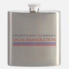 Not Racist Flask