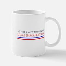 Not Racist Mugs
