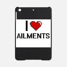 I Love Ailments Digitial Design iPad Mini Case