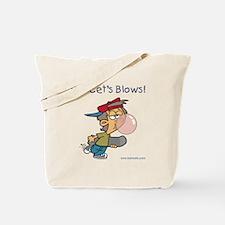 BEHCET'S BLOWS! Tote Bag