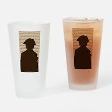 Poldark Drinking Glass