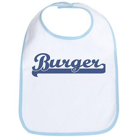 Burger (sport-blue) Bib