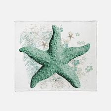Timeless Starfish Throw Blanket