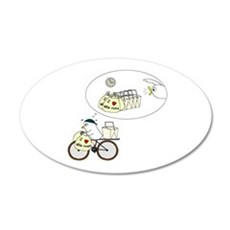 Take-Out Delivery Wall Decal