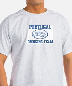 PORTUGAL drinking team T-Shirt