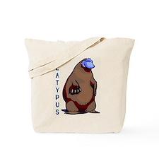 Platypus 2 Tote Bag
