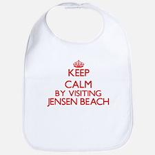 Keep calm by visiting Jensen Beach Florida Bib